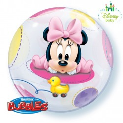 Bubble Minnie baby FA