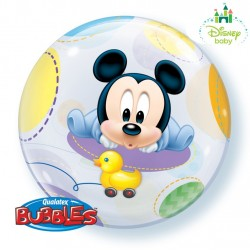 Bubble Mickey baby