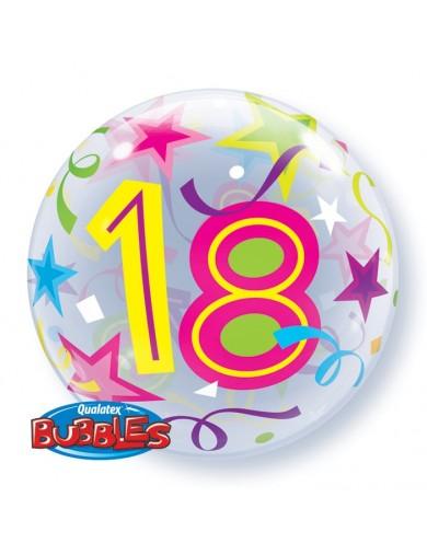 Bubble Age 18