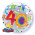 Bubble Age 40