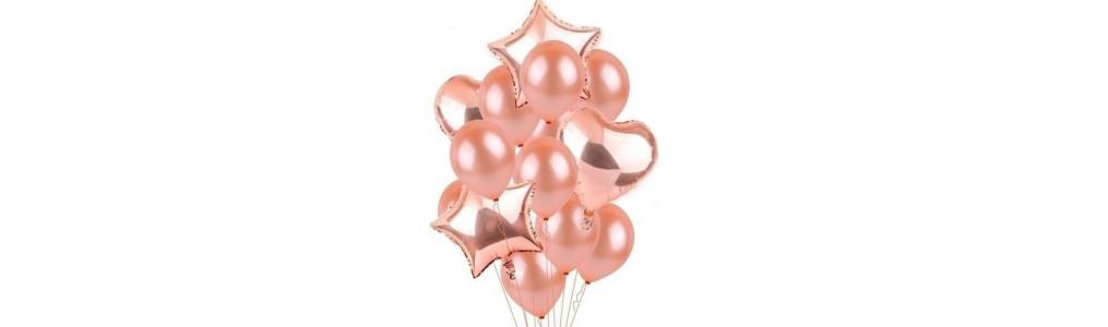 Ballons Aluminium Unis